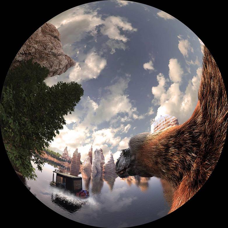 ESFERA INMERSIVA 360º